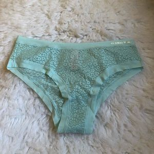 Victoria's Secret cheetah patterned cheeky